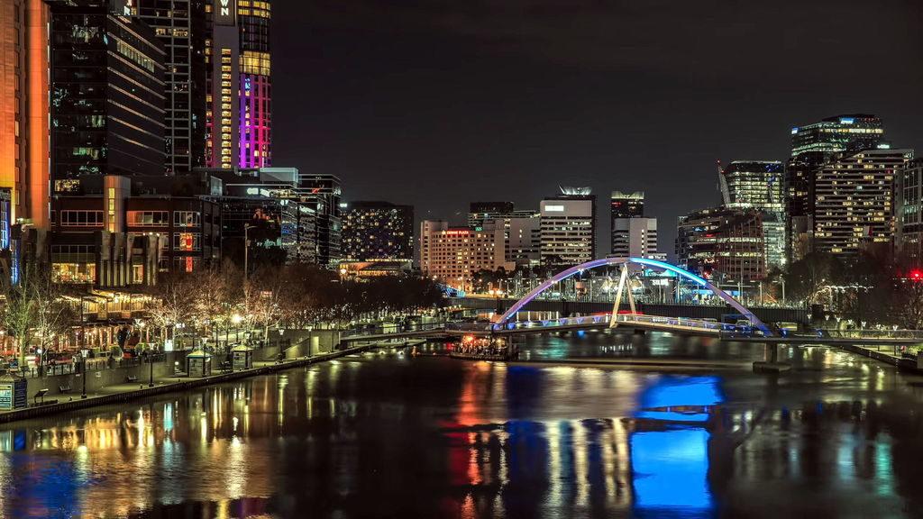 Нічний Мельбурн