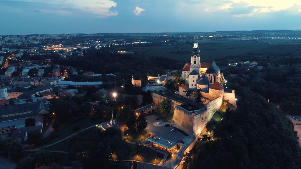 Нітранський замок