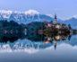 Озеро Блед Словенія