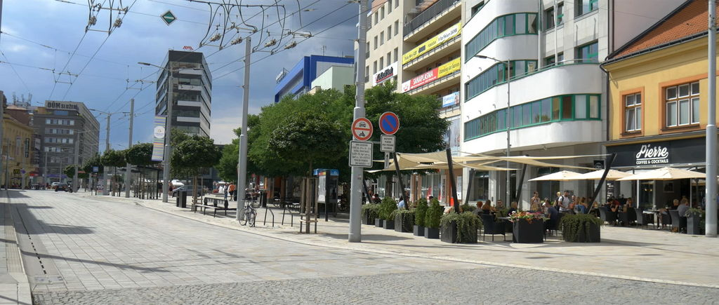 Центр міста