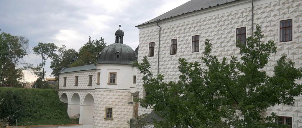 Пардубицький замок