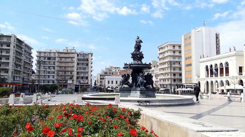 Площа Георга I