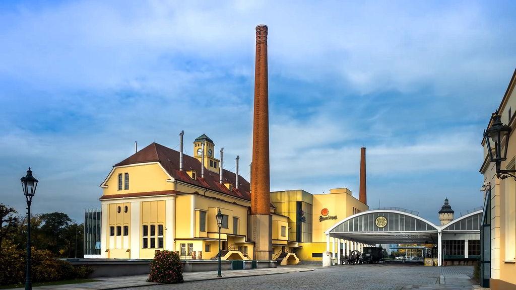 Пльзеньський пивоварний завод «Pilsner Urquell»