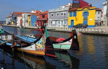 Місто Авейру Португалія