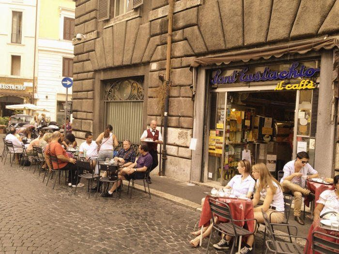 Sant ' Eustachio Il Caffe