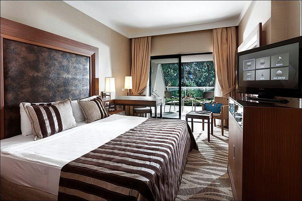 Так виглядає номер в готелі Rixos Sungate