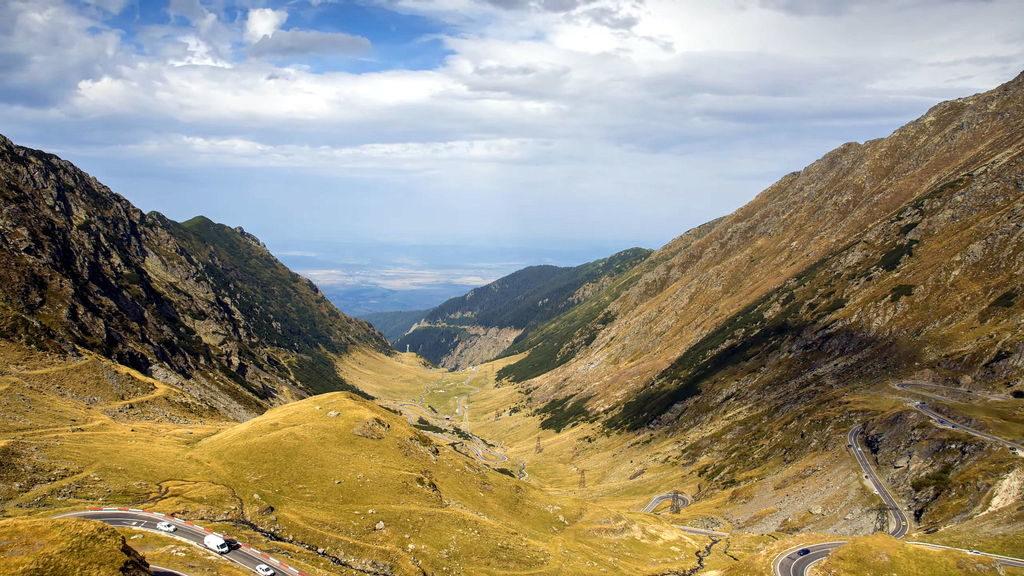 Гори Румунії