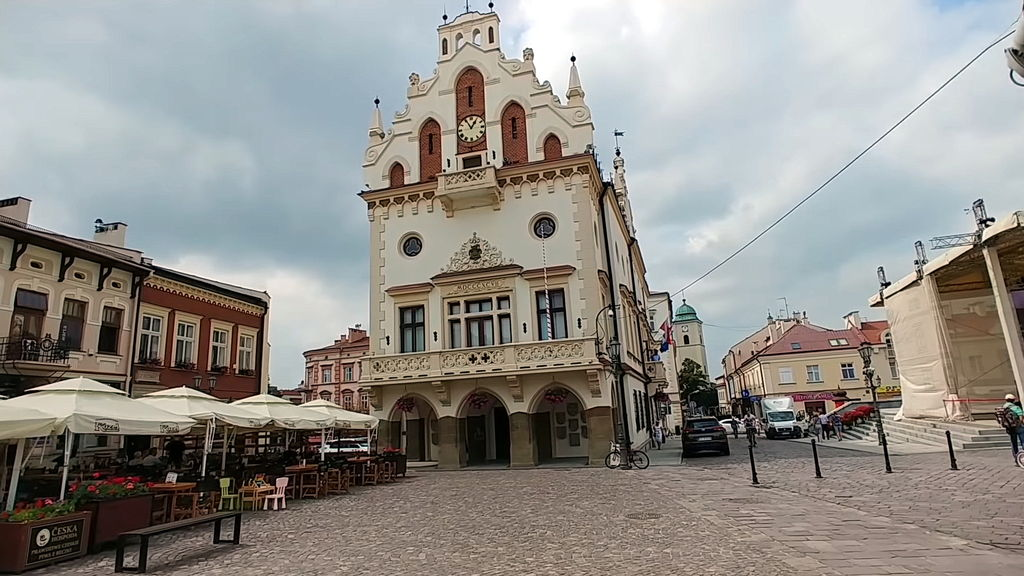 Історичний центр Ряшіва
