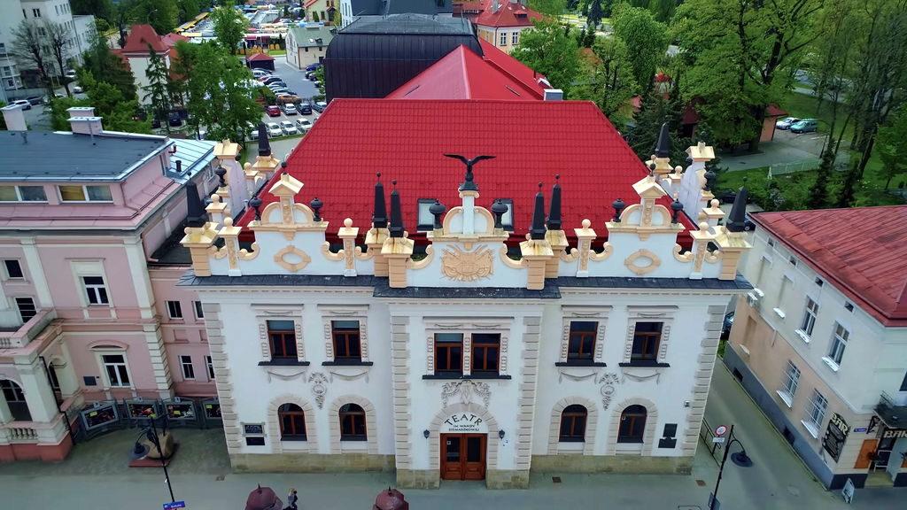 Театр в Жешуві