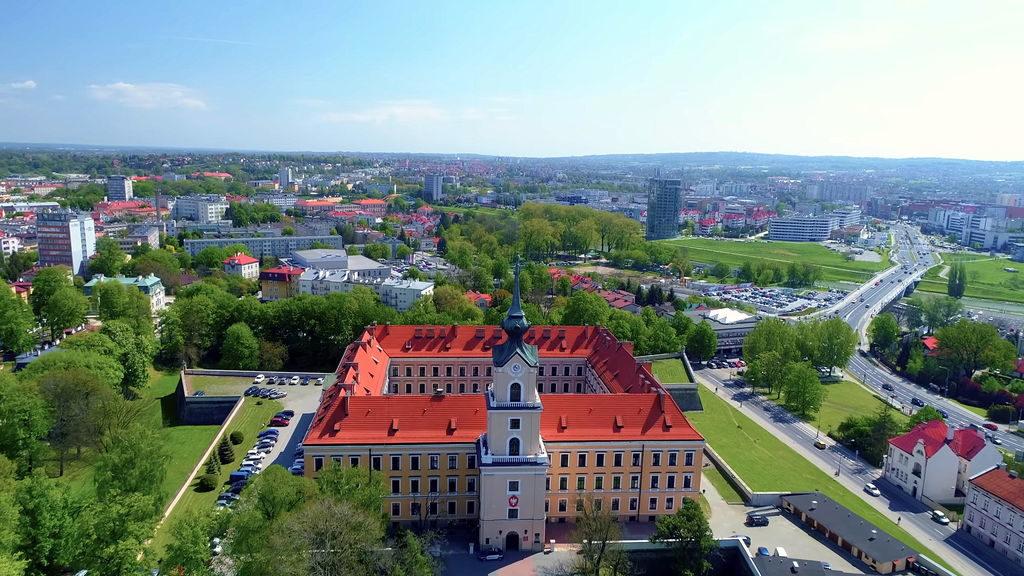 Замок Ряшів