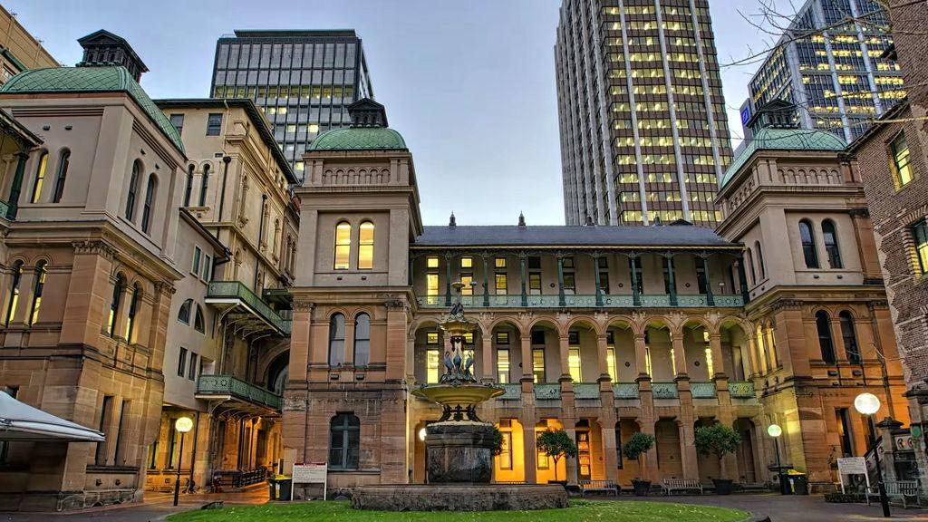 Будівля Королеви Вікторії