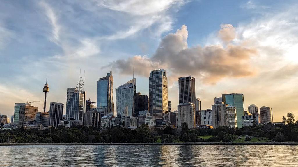Хмарочоси в Сіднеї