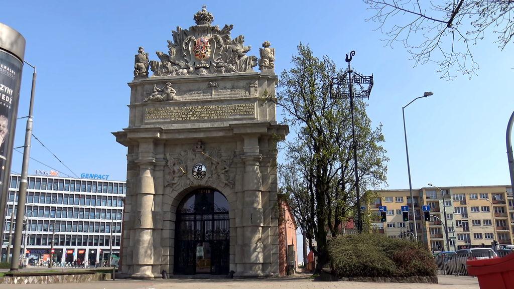 Портові ворота Щецина