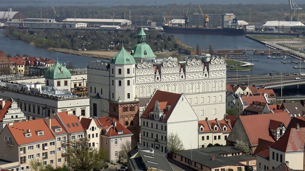 Штеттинський замок