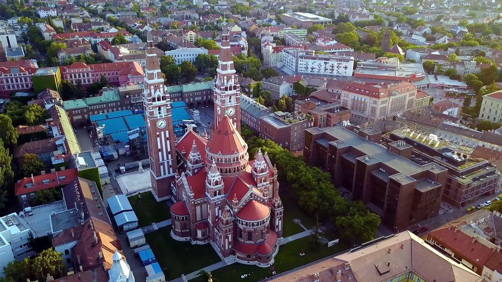 Сегед Угорщина