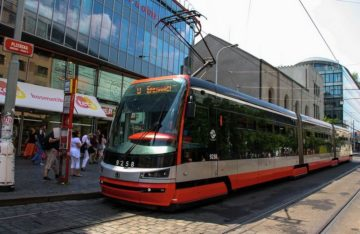 Туристи можуть відстежувати завантаженість транспорту в Празі