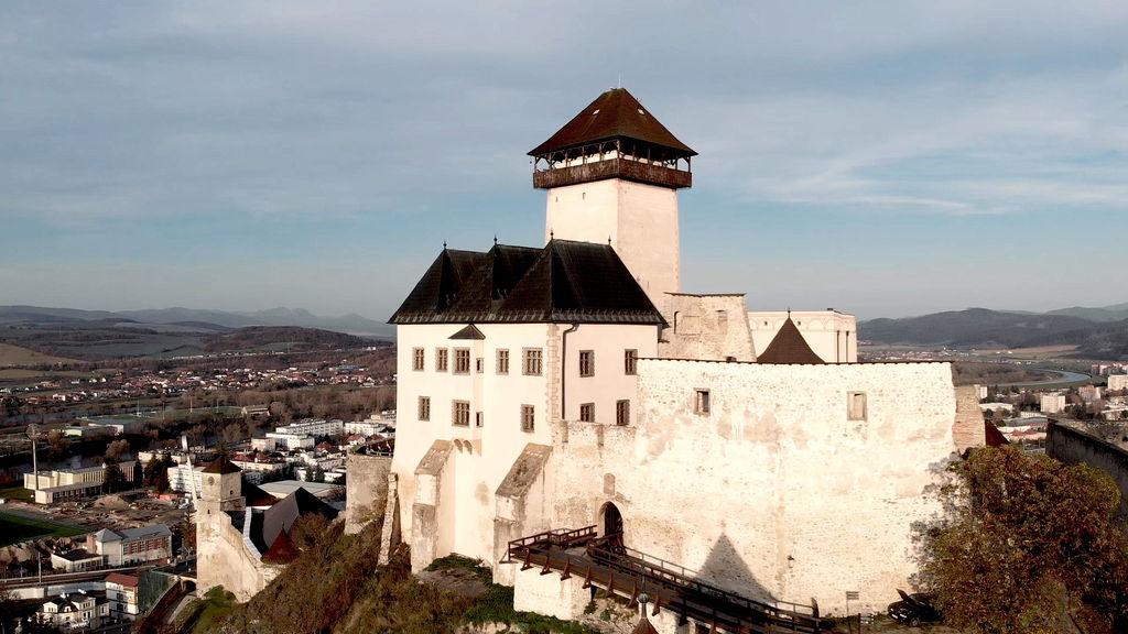 Тренчинський замок