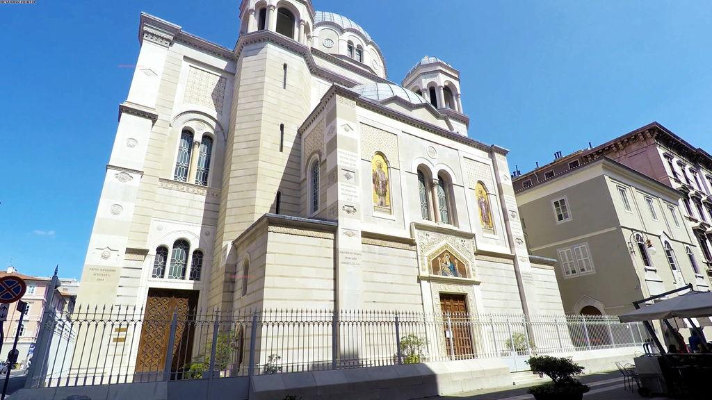 Церква Св. Спиридона