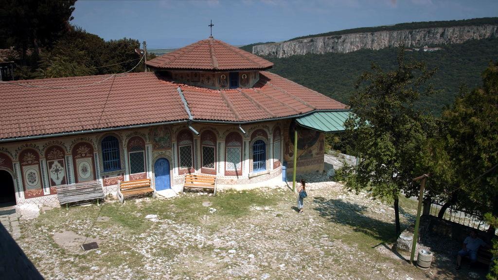 Преображенський монастир