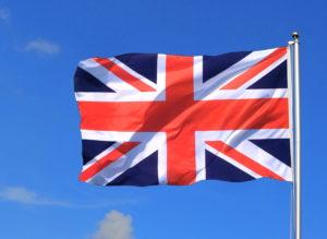 Великобританія прапор