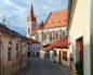 місто Зноймо Чехія