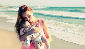 акліматизація дитини на морі
