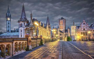 країна Бельгія