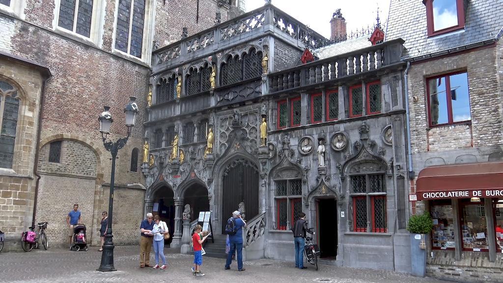 Базиліка святої крові в Брюгге