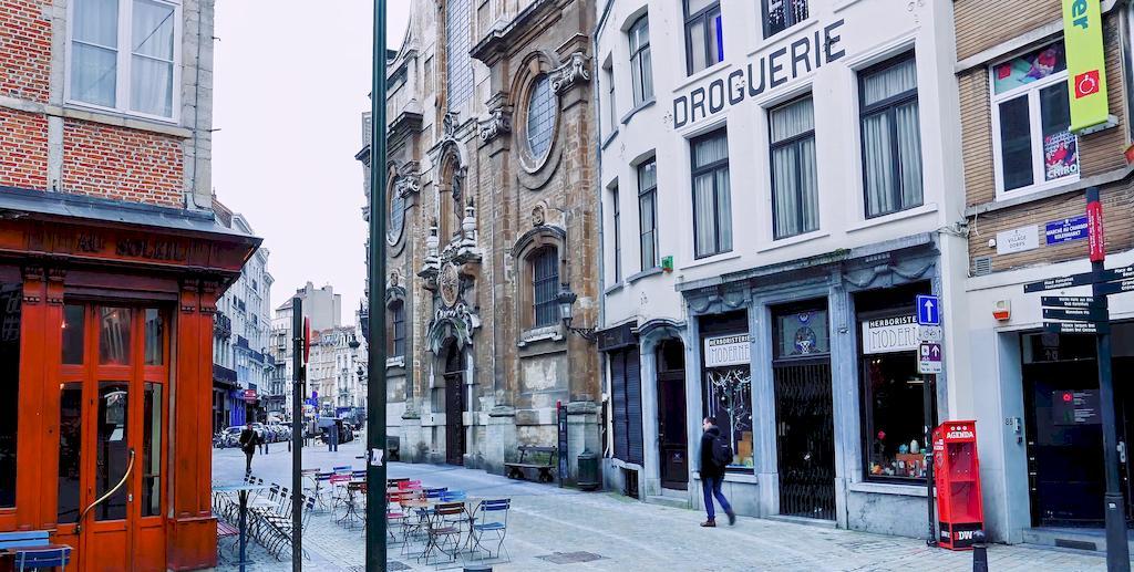 Вулиці Брюсселя