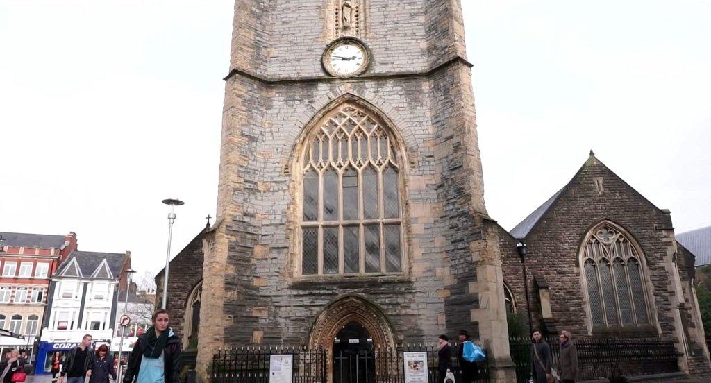 Церква святого Іоанна ХрестителяЦерква св. Іоанна Хрестителя