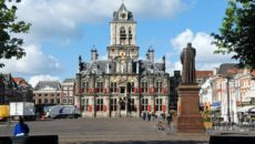 Місто Делфт Нідерланди