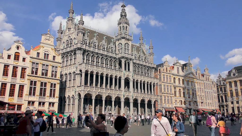 Гранд-плас у Брюсселі