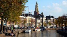 Місто Гронінген Нідерланди