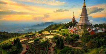 Погода в Таїланді