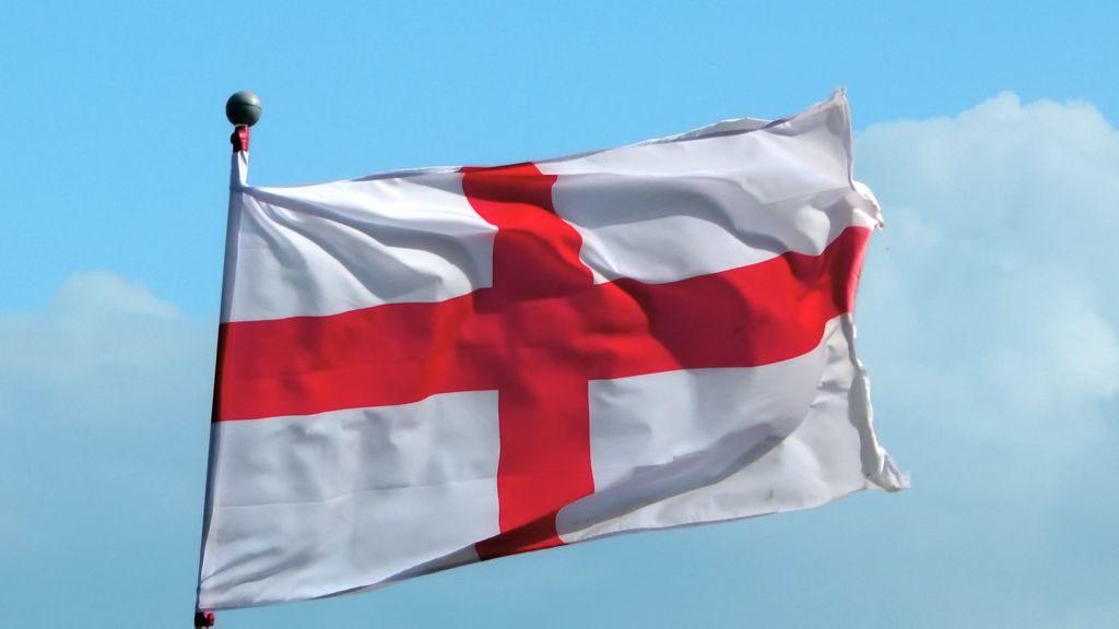 Англія прапор