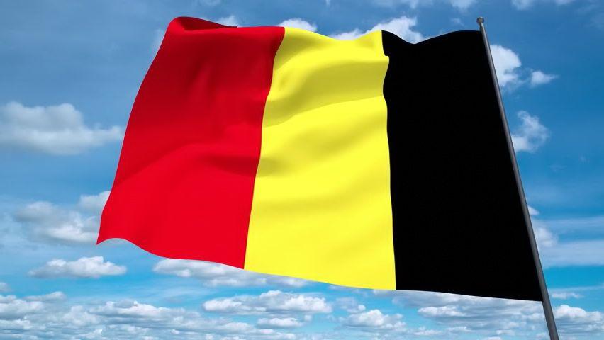 Бельгія прапор