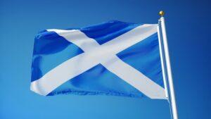 Шотландія прапор