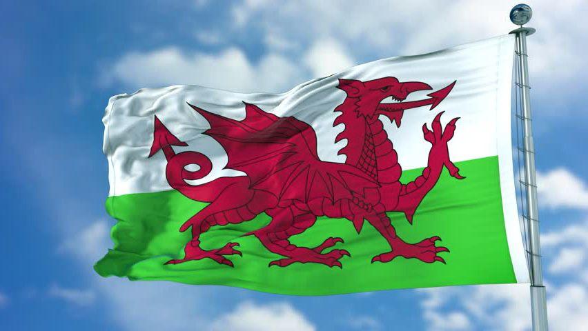 Уельс прапор