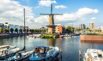 Місто Роттердам Нідерланди