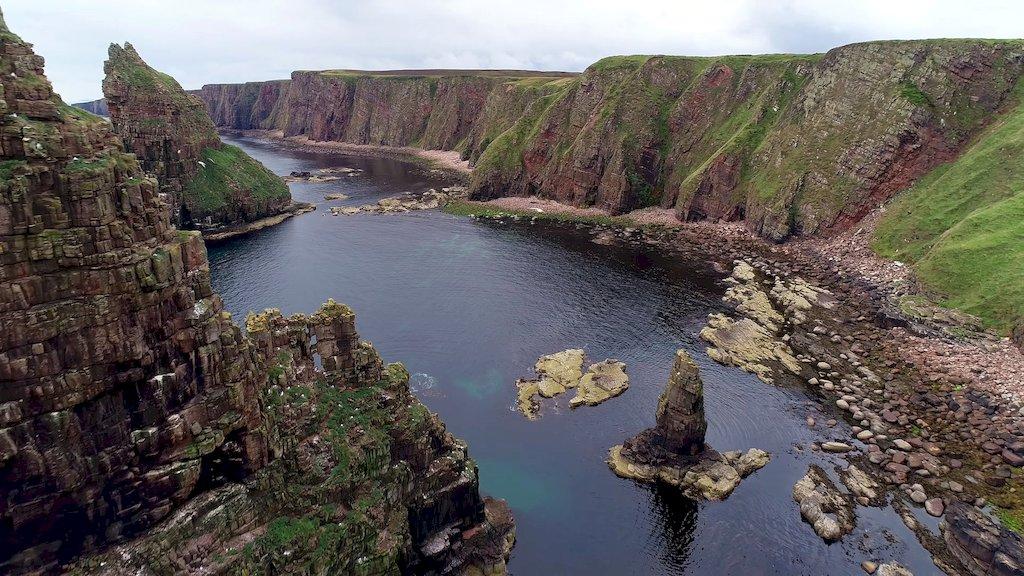 Шотландські пейзажі