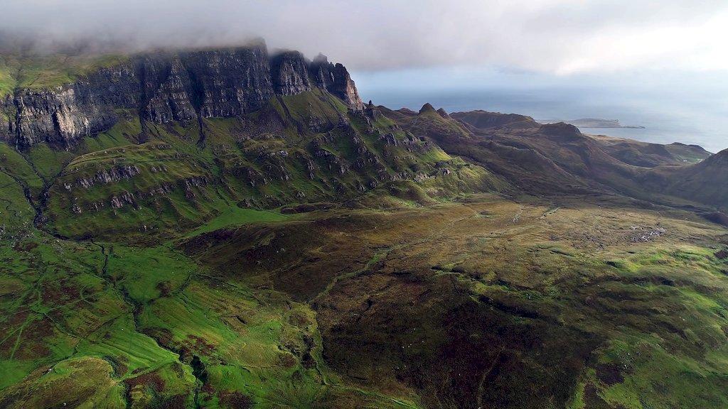 Гірські пейзажі Шотландії