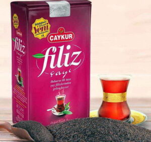 Чорний чай турецький Çaykur