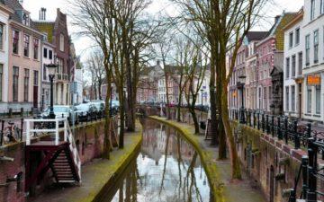 Місто Утрехт Нідерланди
