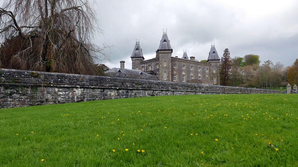 Замки Уельсу