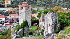 Місто Бар Чорногорія