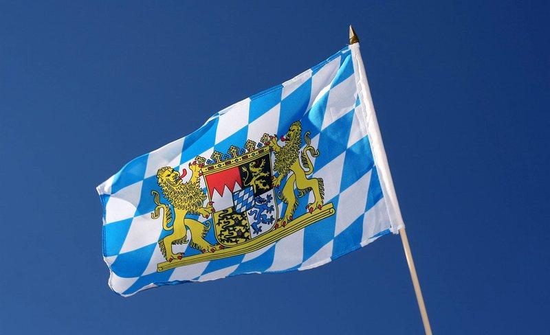 Баварія прапор