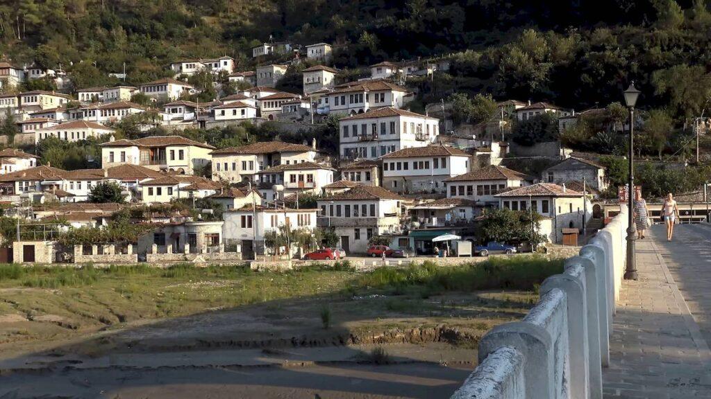 Старе місто Берат