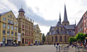 Місто Бонн Німеччина