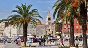 Місто Спліт Хорватія
