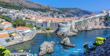 Місто Дубровник Хорватія